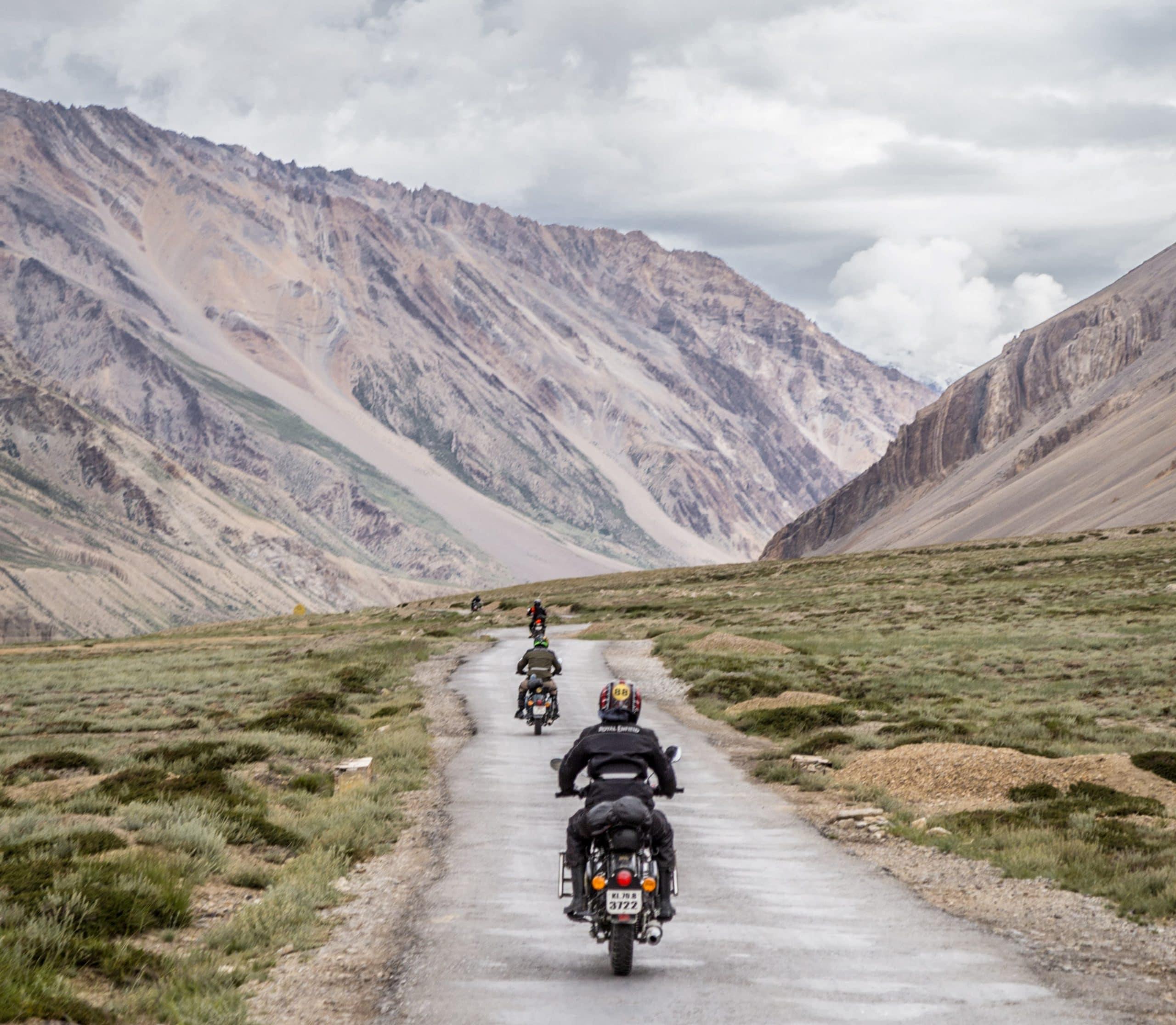 roadtrip moto montagne