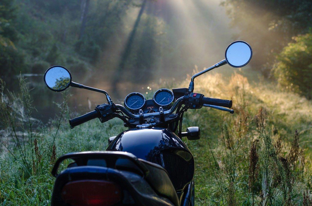 siège moto remplacé