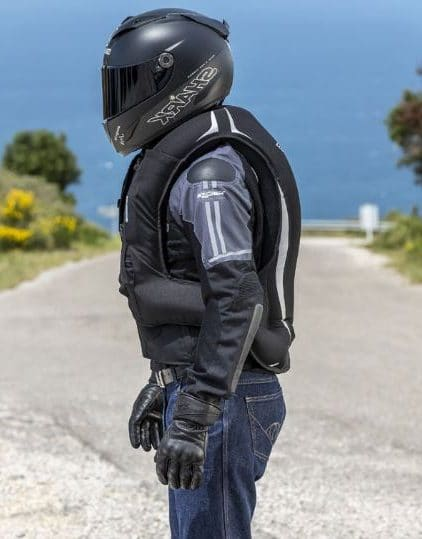 protection motard